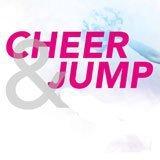 Cheer and jump